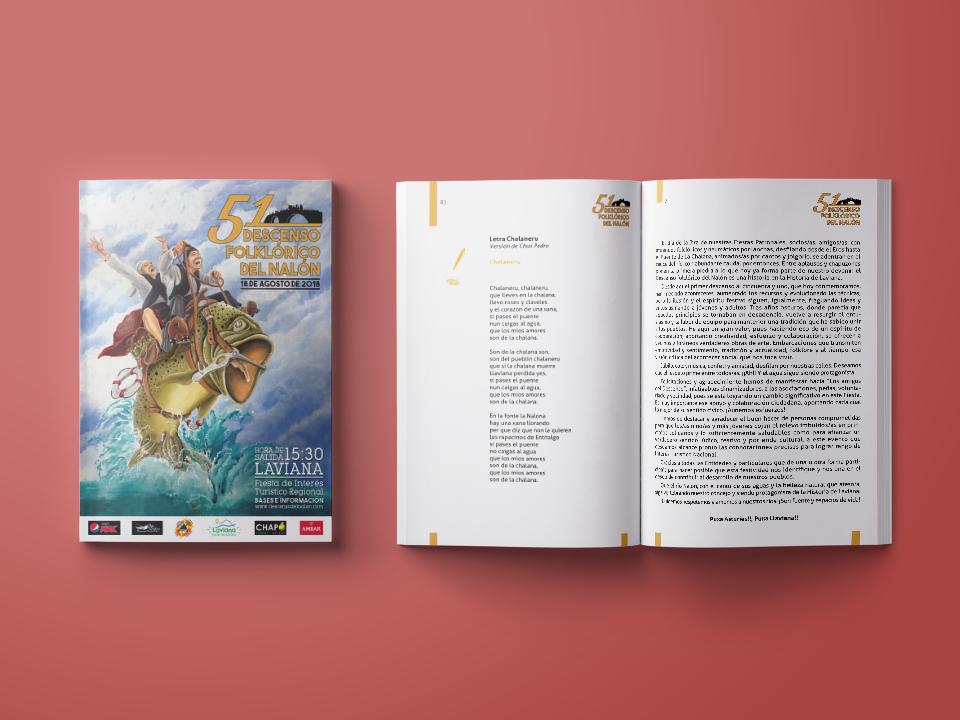 51 Descenso Internacional Folklórico del Nalón