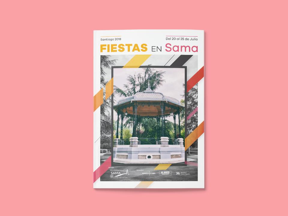 Fiestas Santiago de Sama 2018