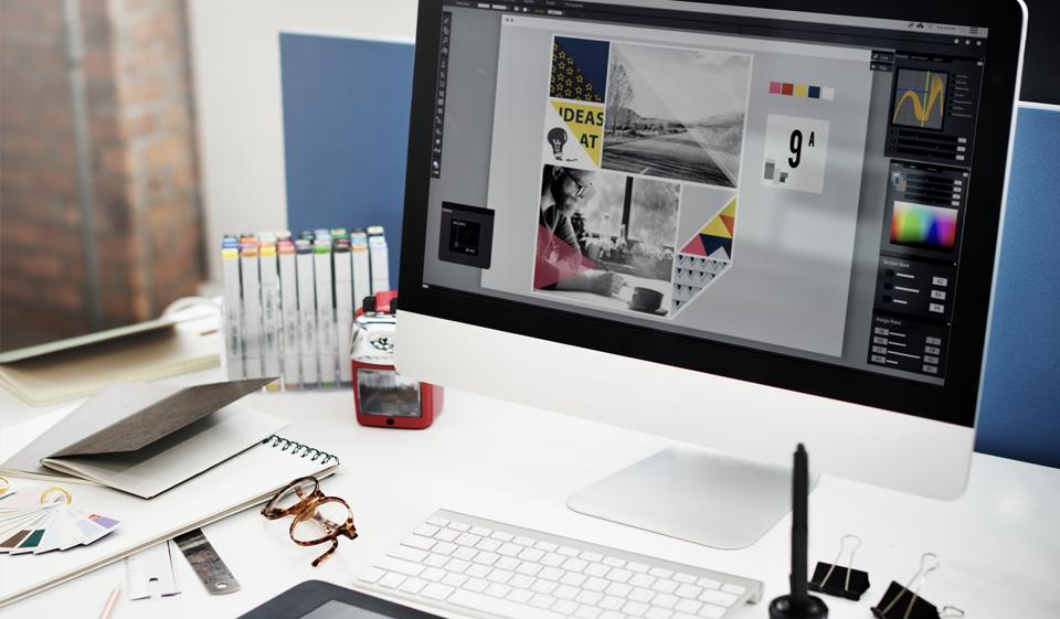 Diseño y creatividad Llana Publicidad