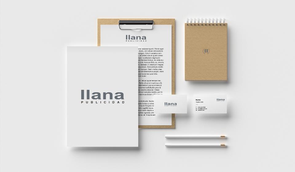 Merchandising Llana Publicidad
