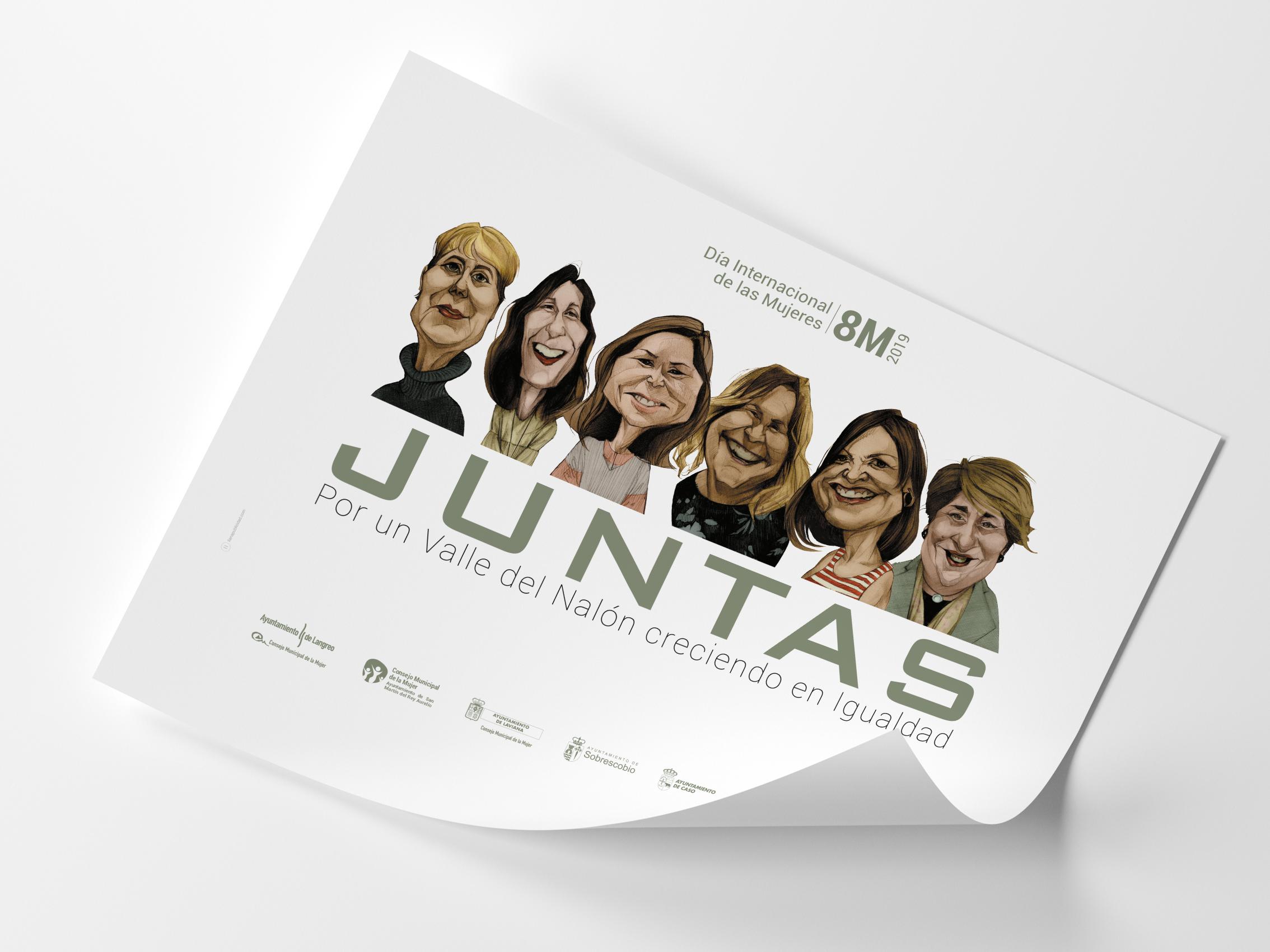 8Marzo_Juntas_por_un_valle_en_igualdad_Cartel2