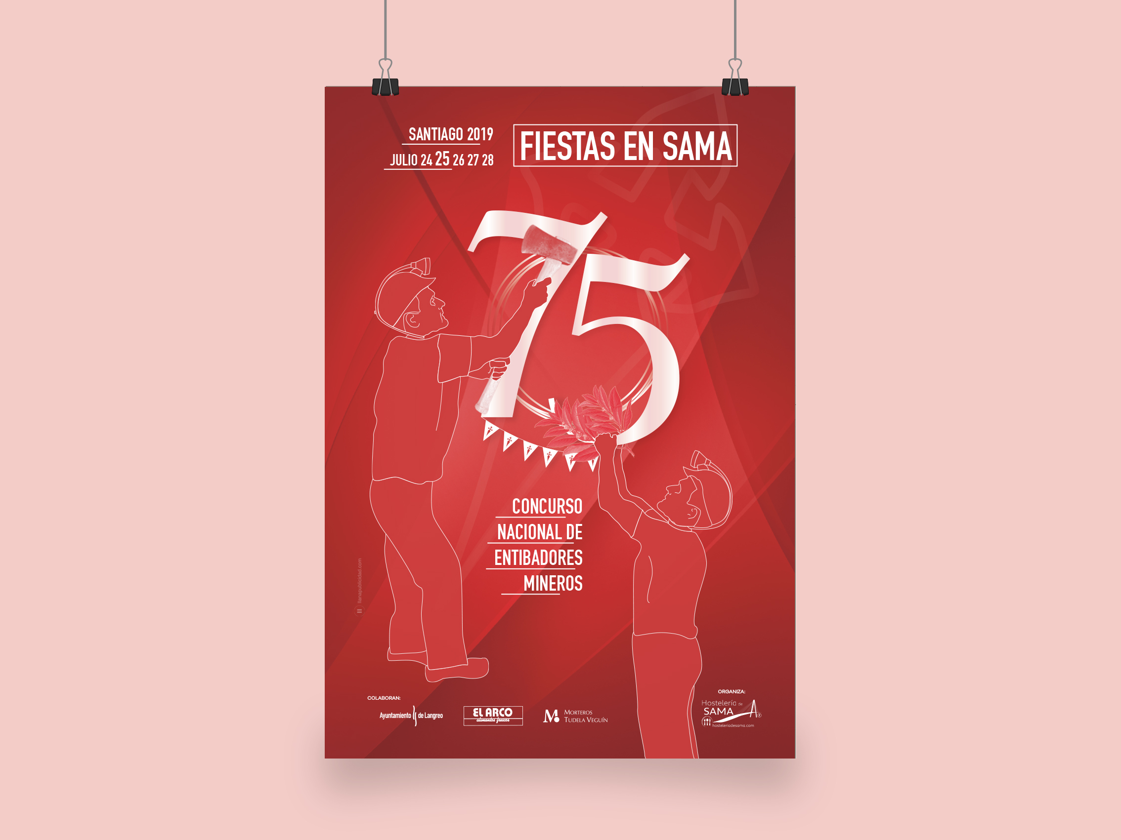 Fiestas Sama Langreo 2019