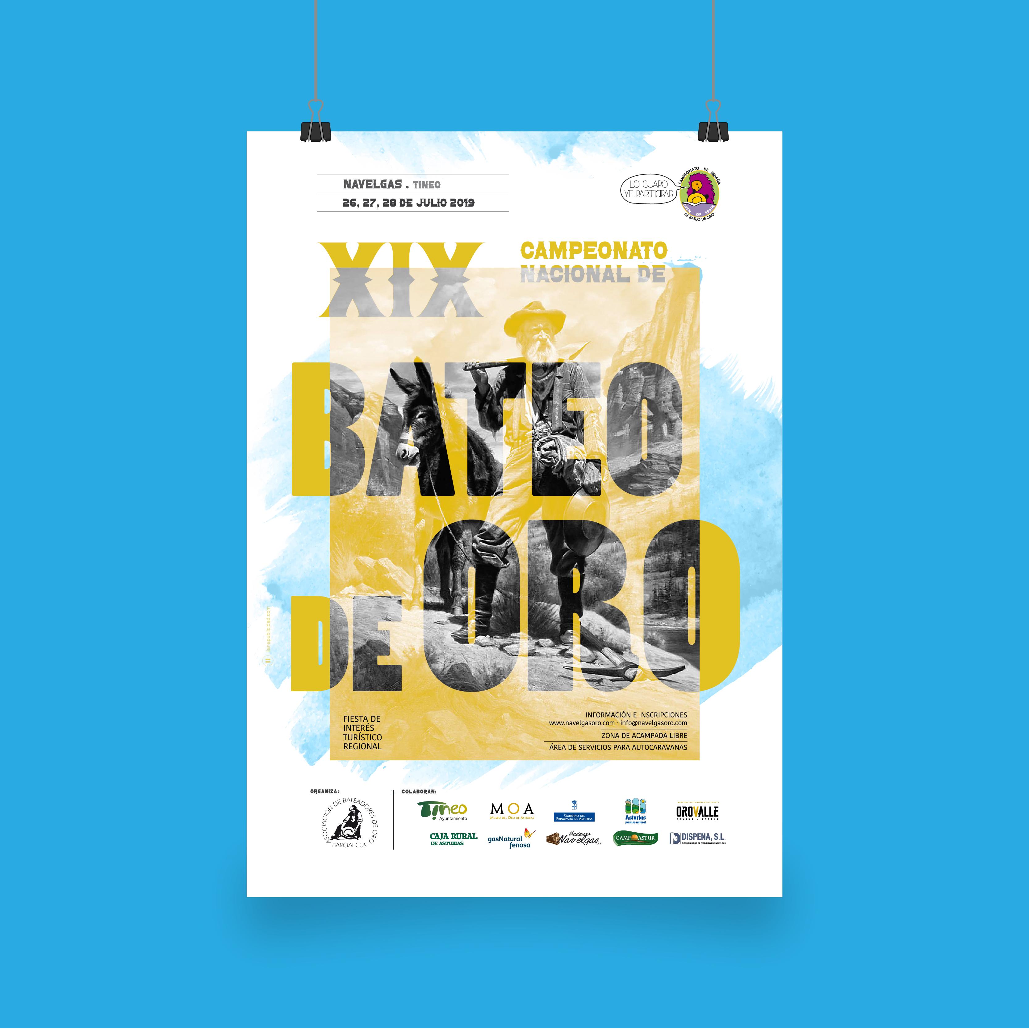 XIX Campeonato Nacional de Bateo.