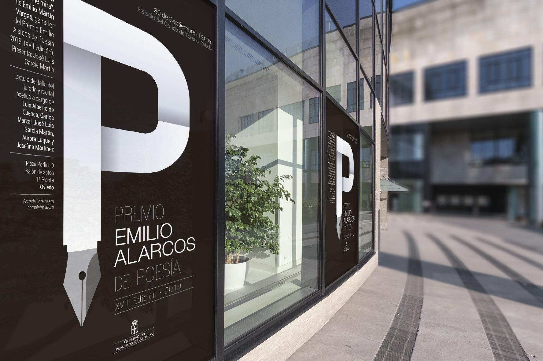 Premio Emilio Alarcos Llorach Escaparate